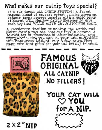Rat Nip 1980 s Nip from our archives